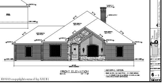 8301 Clara Allen Trl, Amarillo, TX 79118 (#19-3523) :: Lyons Realty