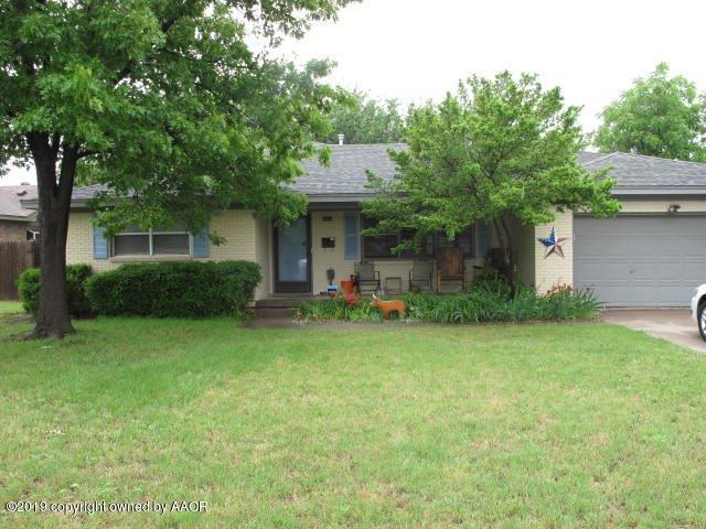 3708 Fleetwood Dr, Amarillo, TX 79109 (#19-3819) :: Big Texas Real Estate Group
