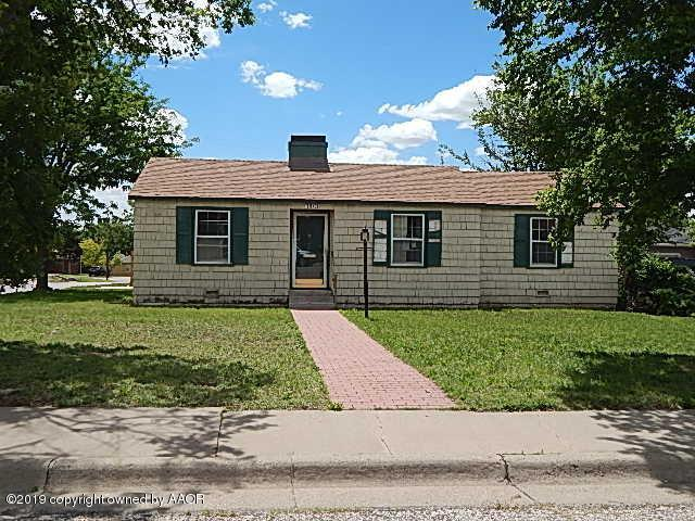1801 Mustang St, Amarillo, TX 79102 (#19-3971) :: Keller Williams Realty