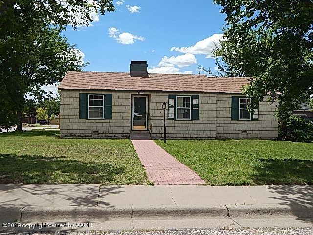 1801 Mustang St, Amarillo, TX 79102 (#19-3971) :: Edge Realty