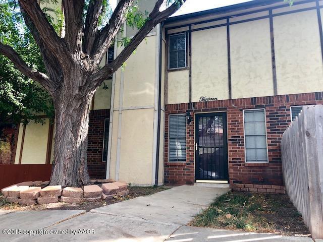 13 Memory Pl, Amarillo, TX 79109 (#19-4404) :: Lyons Realty