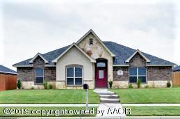 7906 City View Dr, Amarillo, TX 79118 (#19-4517) :: Edge Realty