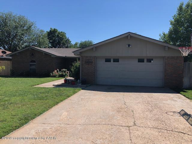 7723 Farrell Dr, Amarillo, TX 79121 (#19-5256) :: Elite Real Estate Group