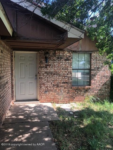6703 17TH Ave, Amarillo, TX 79107 (#19-5448) :: Elite Real Estate Group