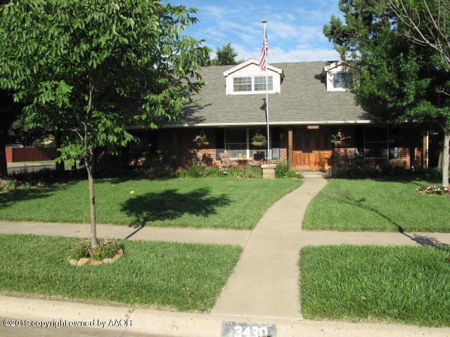 3430 Wayne St, Amarillo, TX 79109 (#19-5455) :: Elite Real Estate Group