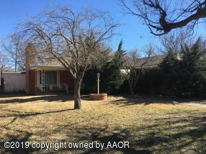 3515 Paramount Blvd, Amarillo, TX 79109 (#19-676) :: Keller Williams Realty