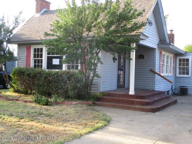 4220 12TH Ave, Amarillo, TX 79106 (#19-6827) :: Keller Williams Realty