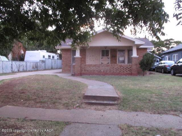 918 Travis St, Amarillo, TX 79101 (#19-6895) :: Lyons Realty