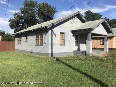 711 10th, Memphis, TX 79245 (#19-6938) :: Live Simply Real Estate Group