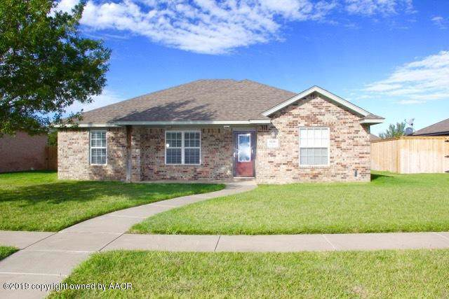6406 Meister St, Amarillo, TX 79119 (#19-7034) :: Live Simply Real Estate Group