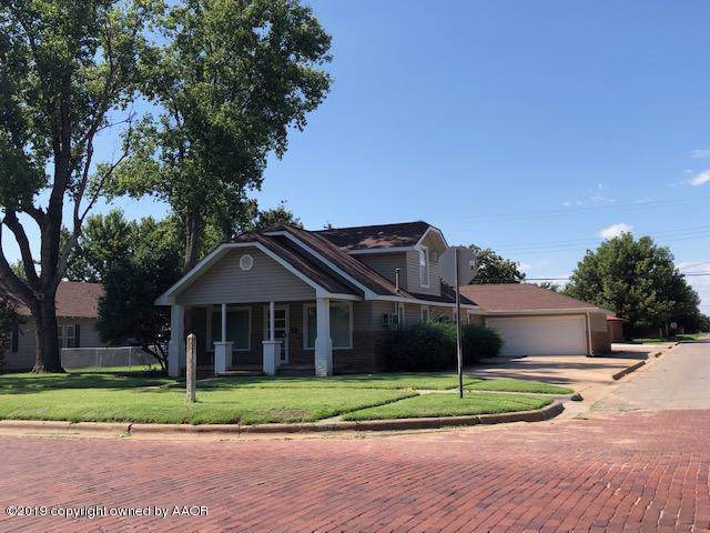 1201 East Ave, Wellington, TX 79095 (#19-7280) :: Lyons Realty