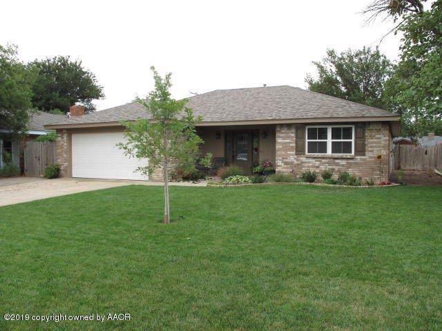 5211 Westway Trl, Amarillo, TX 79109 (#19-7296) :: Lyons Realty