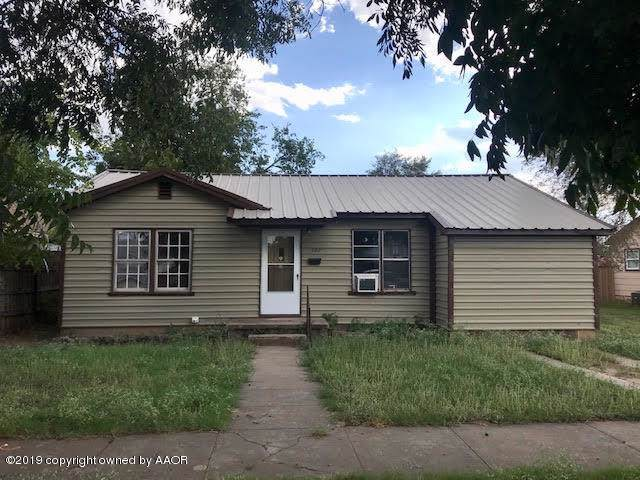 507 10TH, Quanah, TX 79252 (#19-7372) :: Live Simply Real Estate Group