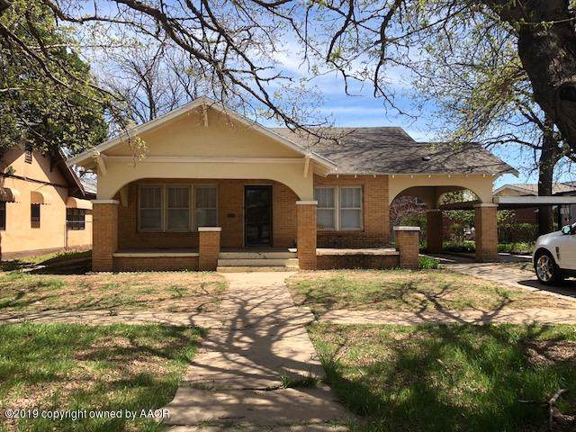 314 7th, Memphis, TX 79245 (#19-7798) :: Live Simply Real Estate Group
