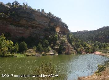 16600 Canyon Pass Rd, Canyon, TX 79118 (#19-804) :: Edge Realty