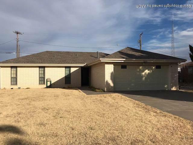 813 Kentucky, Perryton, TX 79070 (#19-8098) :: Keller Williams Realty
