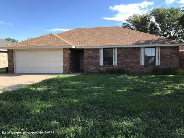14 Aztec, Canyon, TX 79015 (#19-8108) :: Live Simply Real Estate Group