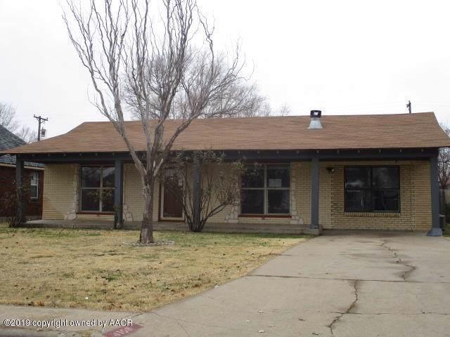 4108 Crockett St, Amarillo, TX 79110 (#19-8360) :: Live Simply Real Estate Group