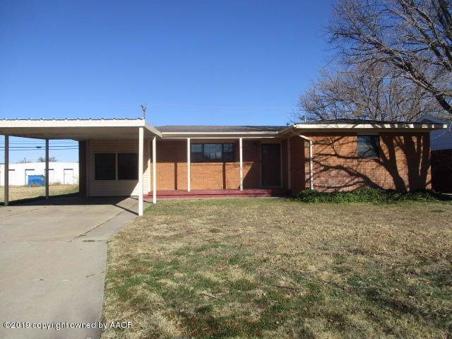 307 Overland Trl, Fritch, TX 79036 (#19-8460) :: Live Simply Real Estate Group