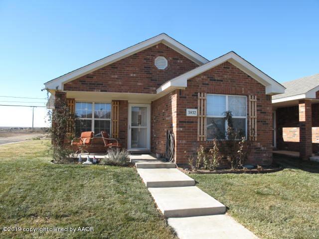 3832 Mirror St, Amarillo, TX 79118 (#19-86) :: Elite Real Estate Group
