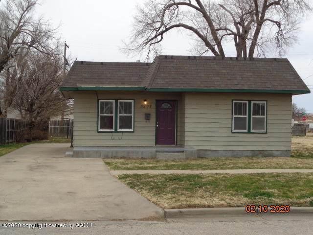 3207 Tyler St, Amarillo, TX 79109 (#20-1011) :: Lyons Realty