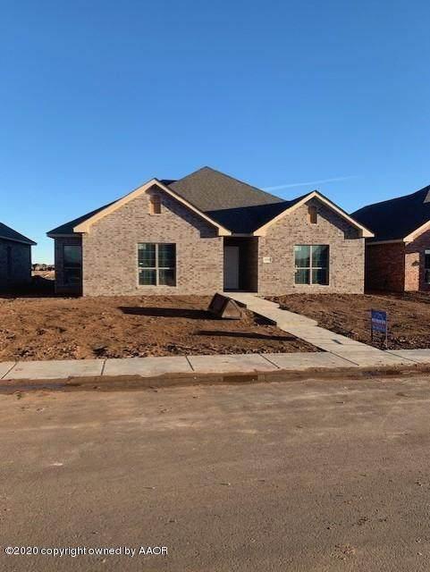 9702 Sydney Dr, Amarillo, TX 79119 (#20-1148) :: Elite Real Estate Group