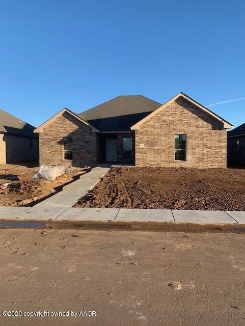 9704 Sydney Dr, Amarillo, TX 79119 (#20-1149) :: Elite Real Estate Group