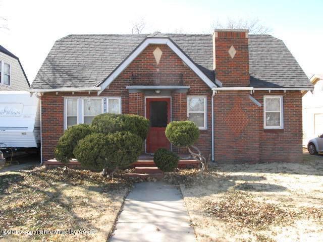 2418 Washington St, Amarillo, TX 79109 (#20-1155) :: Lyons Realty