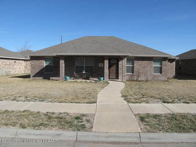 1416 60TH Ave, Amarillo, TX 79118 (#20-1571) :: Keller Williams Realty