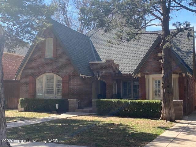 2218 Hayden St, Amarillo, TX 79109 (#20-1582) :: Lyons Realty