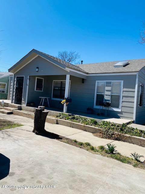 1311 Grant St, Amarillo, TX 79107 (#20-1798) :: Lyons Realty