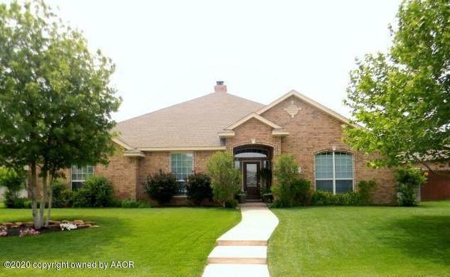 6817 Achieve Dr, Amarillo, TX 79119 (#20-1956) :: Elite Real Estate Group