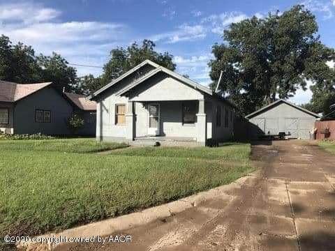 711 10th, Memphis, TX 79245 (#20-2040) :: Live Simply Real Estate Group