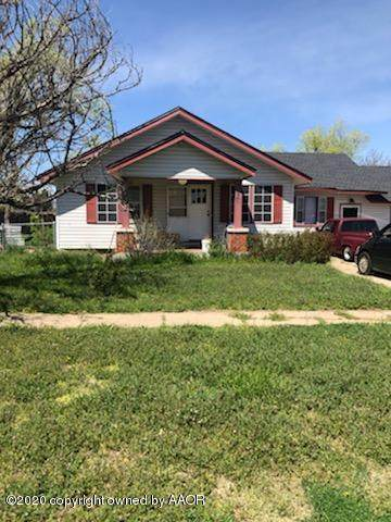 310 9th Street, Panhandle, TX 79068 (#20-2085) :: Lyons Realty
