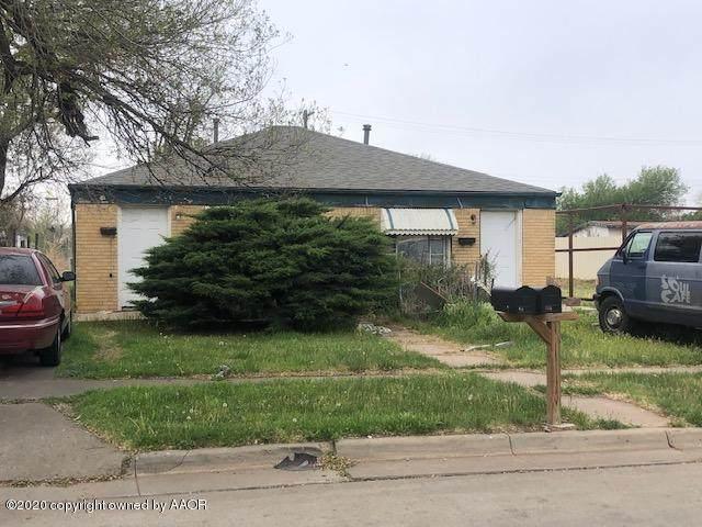 725 Arthur St, Amarillo, TX 79119 (#20-2469) :: Elite Real Estate Group