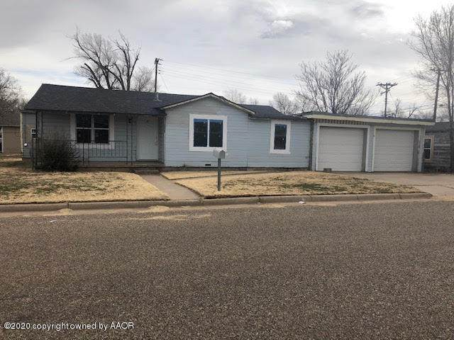 1101 Channing St, Amarillo, TX 79104 (#20-2495) :: Elite Real Estate Group