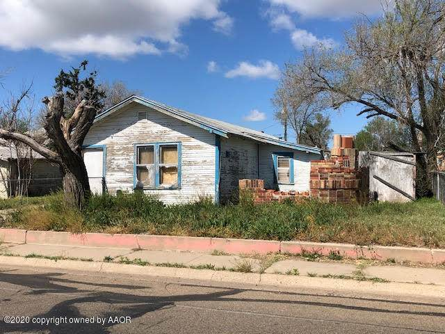 109 Mcmasters St, Amarillo, TX 79106 (#20-2497) :: Live Simply Real Estate Group