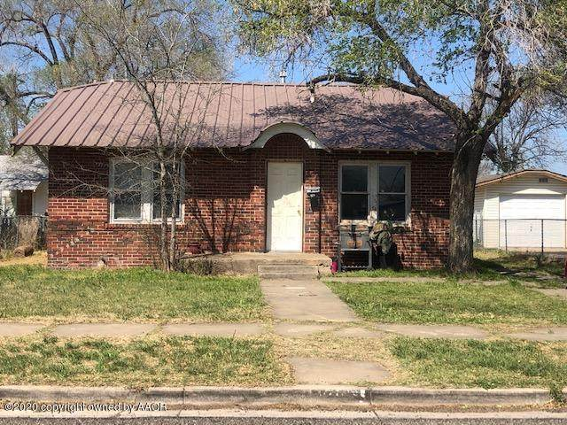 706 Maryland St, Amarillo, TX 79106 (#20-2502) :: Live Simply Real Estate Group