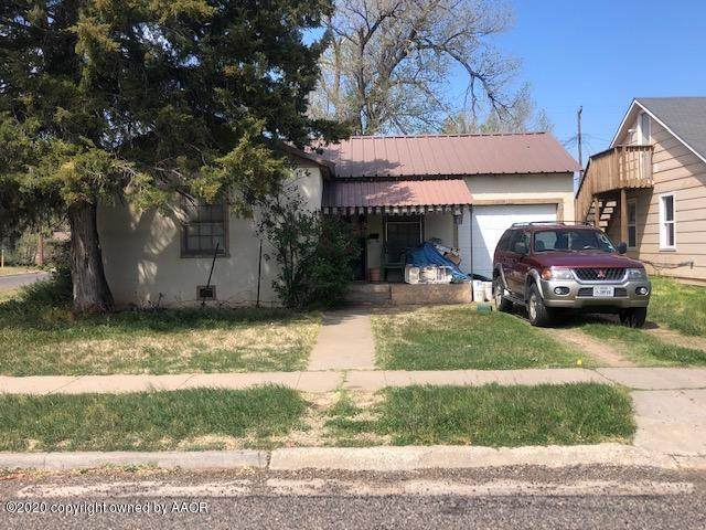 810 Mississippi St, Amarillo, TX 79106 (#20-2518) :: Live Simply Real Estate Group