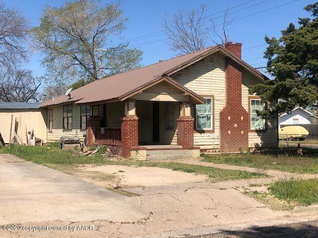 800 Maryland St, Amarillo, TX 79106 (#20-2555) :: Live Simply Real Estate Group