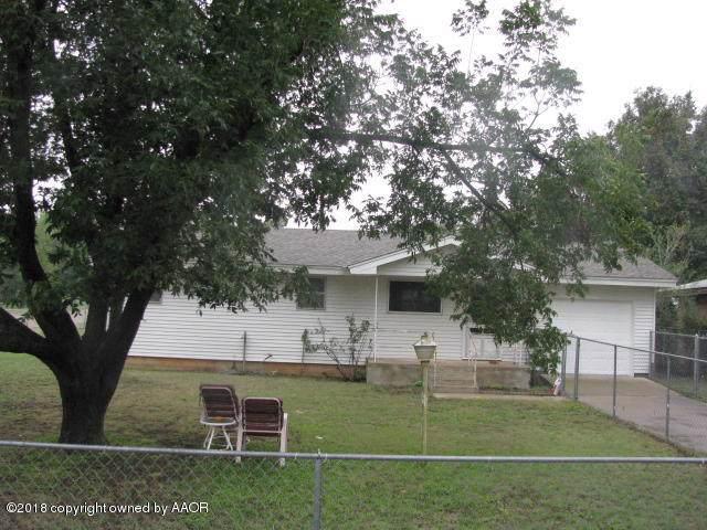 601 Pine St, Mclean, TX 79057 (#20-270) :: Lyons Realty