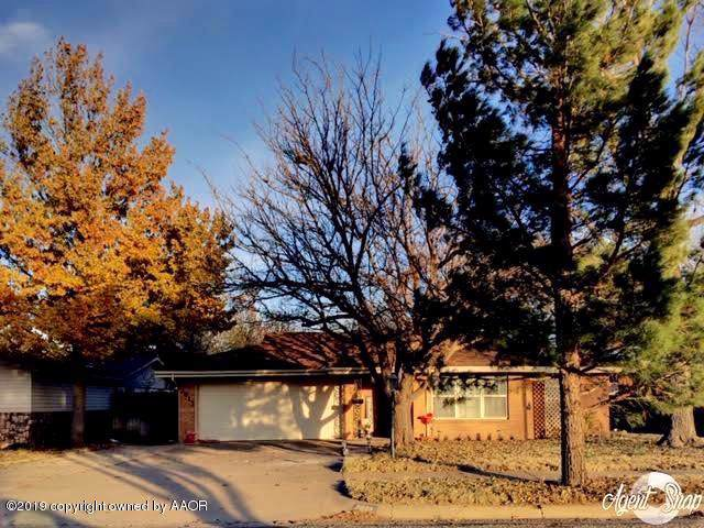 3613 Thurman St, Amarillo, TX 79109 (#20-280) :: Live Simply Real Estate Group