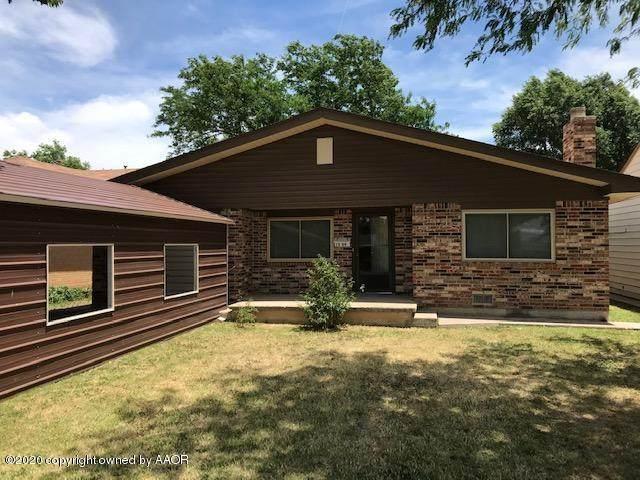 1509 Drake St, Perryton, TX 79070 (#20-3465) :: Elite Real Estate Group