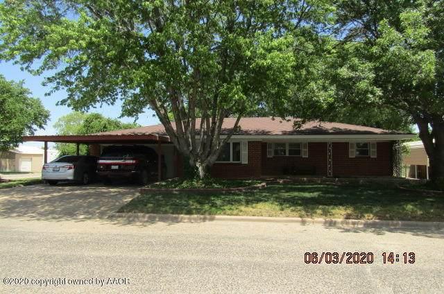 1001 Williams Ave, Stinnett, TX 79083 (#20-3502) :: Elite Real Estate Group
