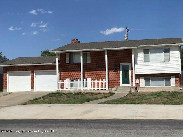 1113 Northwestern St, Perryton, TX 79070 (#20-3526) :: Elite Real Estate Group