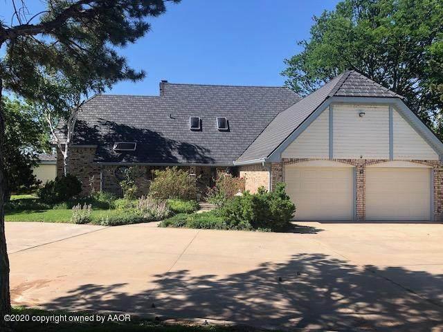 119 Walnut Dr, Pampa, TX 79065 (#20-3706) :: Elite Real Estate Group