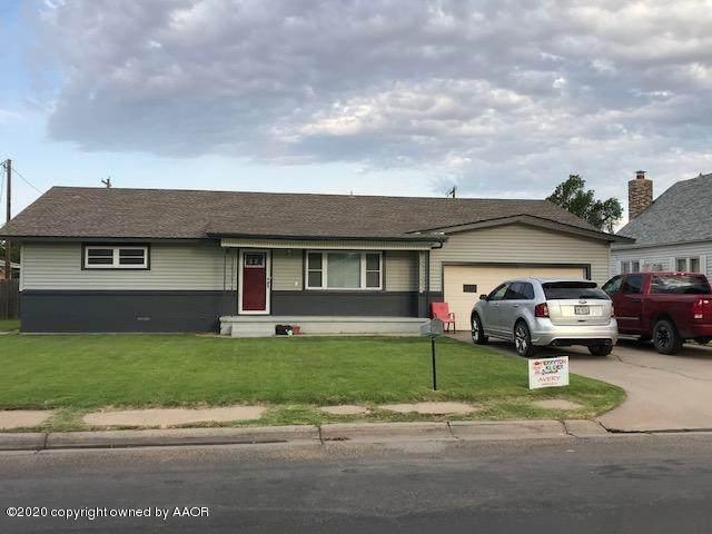 1014 Eton St, Perryton, TX 79070 (#20-3720) :: Elite Real Estate Group