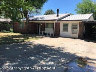 2514 13TH Ave, Canyon, TX 79015 (#20-4022) :: Elite Real Estate Group