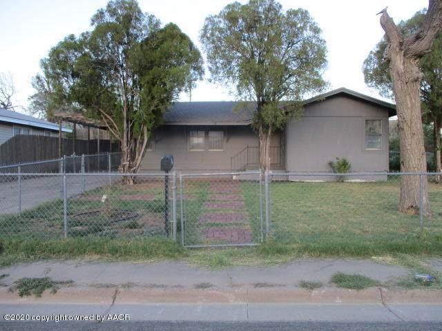 1810 Magnolia St, Amarillo, TX 79107 (#20-4146) :: Elite Real Estate Group
