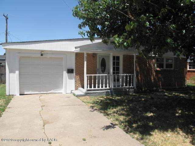 6010 Garden Ln, Amarillo, TX 79106 (#20-4205) :: Elite Real Estate Group